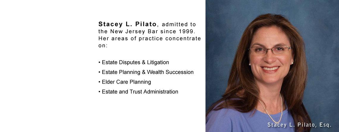 Stacey L. Pilato, M.S./J.D.